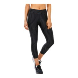 2XU Women's Mid Rise Printed Compression Tights