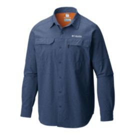 Columbia Men's Irico Long Sleeve Shirt - Carbon