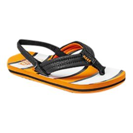 Reef Kids' Ahi Preschool Sandals - Orange