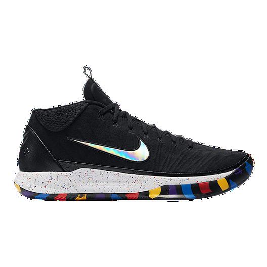 0ab7c68d352b Nike Men s Kobe AD Basketball Shoes - Black Multi