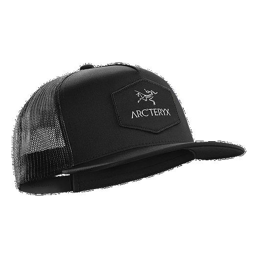037b42044a7e4 Arc teryx Men s Hexagonal Patch Trucker Hat