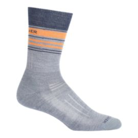 Icebreaker Men's Hike Light Cush Crew Socks