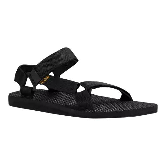Teva Black Universal Men's Original Sandals 8wnPkNO0ZX