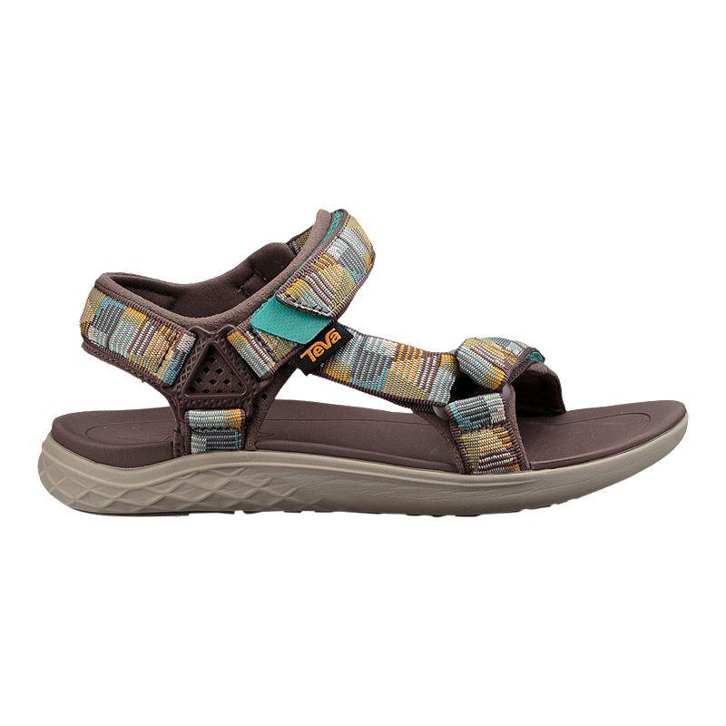 843e8377 Teva Women's Float 2 Universal Sandals - Plum/Truffle (191142282215) photo