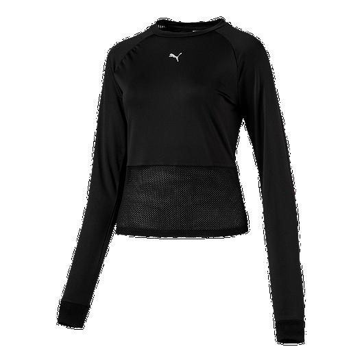 9f010b9d75270 Puma Women's En Pointe Long Sleeve Shirt