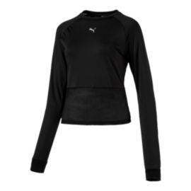 Puma Women's En Pointe Long Sleeve Shirt