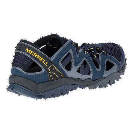 2d6b2771764 Merrell Men s Tetrex Crest Wrap Sandals - Navy. (0). View Description