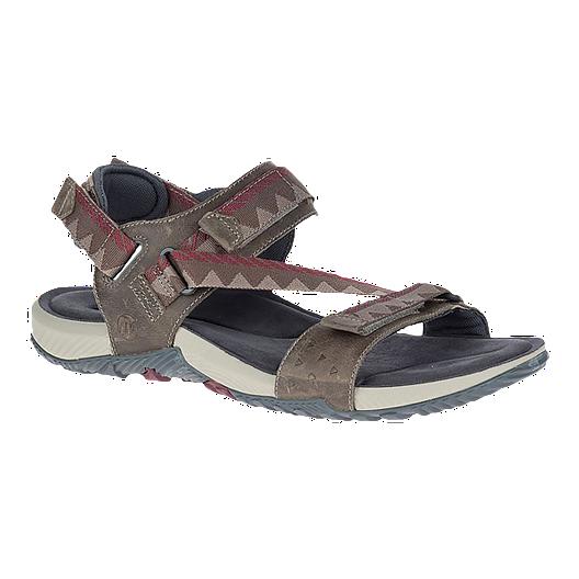 1bdfce0b5374 Merrell Men s Terrant Convertible Sandals - Brindle