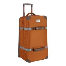 Burton Wheelie Double Deck 90L Wheeled Luggage - True Penny Ballistic
