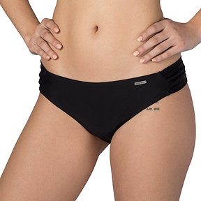 Ripzone Women's Solid Sulma Ruched Bottom - Black