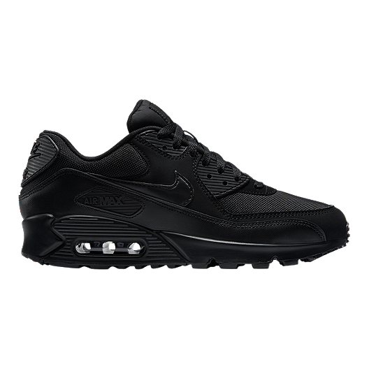 best sneakers db3d4 82caa Nike Men s Air Max 90 Essential Shoes - Triple Black   Sport Chek
