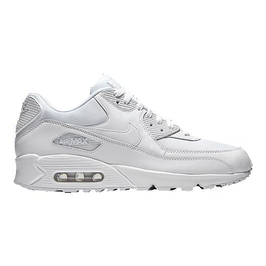 Nike Men's Air Max 90 Essential Shoes White