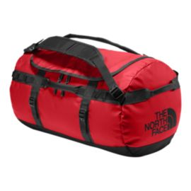 The North Face Base Camp 50L Small Duffel Bag - TNF Red/TNF Black