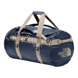 The North Face Base Camp 70L Medium Duffel Bag - Urban Navy/Crockery Beige