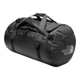 The North Face Base Camp 95L Large Duffel Bag - TNF Black