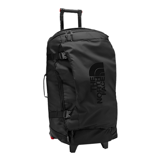 The North Face Rolling Thunder 80L Wheeled Duffel - TNF Black ... 9a0975bb2f2a7