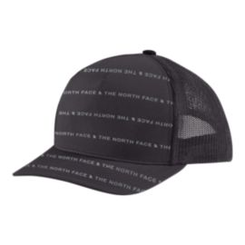 The North Face Men's Keep It Structured Trucker Hat - Weathered Black/Mid Grey