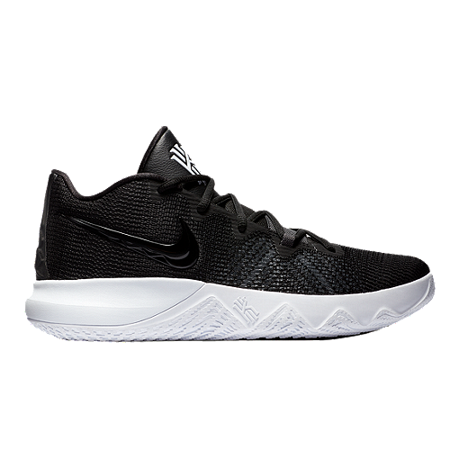 8ad1bbfa7983 Nike Men s Kyrie Flytrap Basketball Shoes - Black White - BLACK