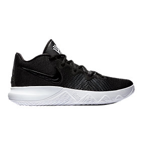 Nike Men's Kyrie Flytrap Basketball Shoes - Black/White