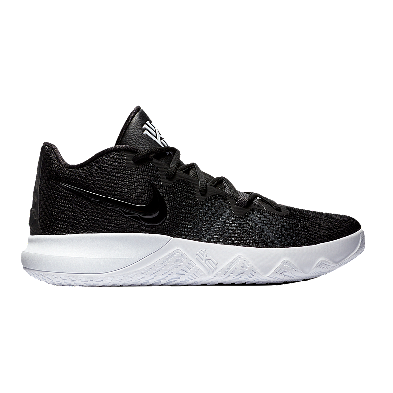 d011f6342cdcf8 Nike Men s Kyrie Flytrap Basketball Shoes - Black White