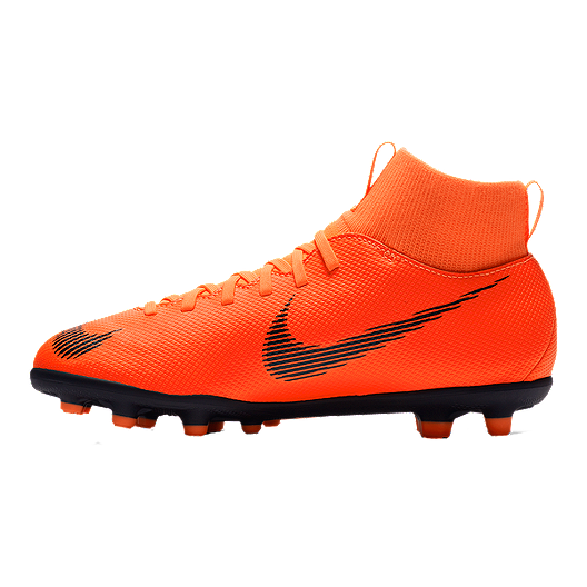 786d24407 Nike Kids  Mercurial SuperFly 6 Club FG Outdoor Soccer Cleats - Orange.  (0). View Description