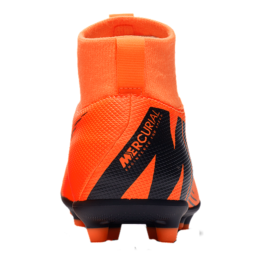 786d24407 Nike Kids  Mercurial SuperFly 6 Club FG Outdoor Soccer Cleats - Orange.  (0). View Description
