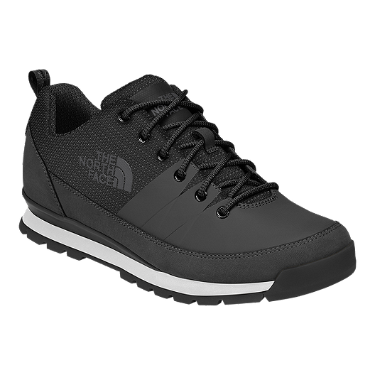 666fec91e The North Face Men's Back To Berkeley Low AM Hiking Shoes - Black ...