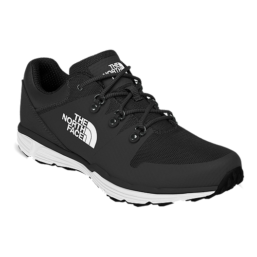 8fd06157f The North Face Men's LiteWave Low AM Shoes - Black/White | Sport Chek