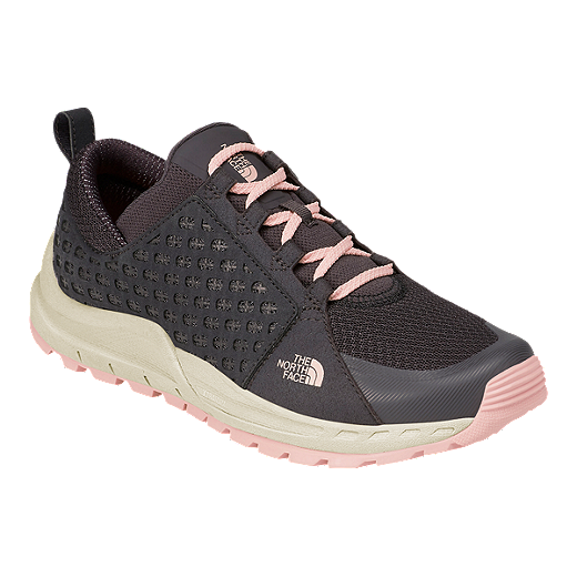 f40ba5c33 The North Face Women's Mountain Shoes - Weathered Black/Pink