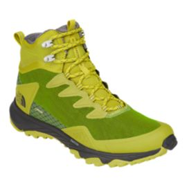 The North Face Men's Ultra Fastpack III Mid Gore-Tex Hiking Boots - Green