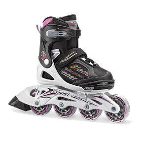 Bladerunner Phaser Flash Girl s Junior Inline Skate - 2018 f9e9a42fa2