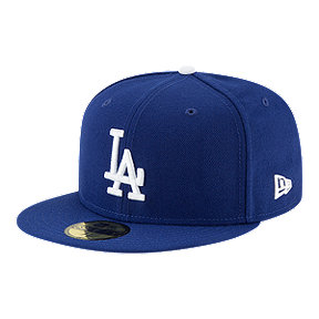 LA Dodgers New Era Authentic 59FIFTY On Field Cap