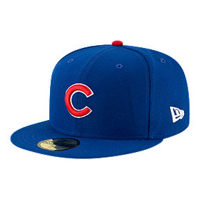 Chicago Cubs New Era Authentic 59FIFTY On Field Cap