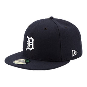 Detroit Tigers New Era Authentic 59FIFTY On Field Cap