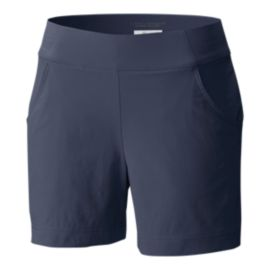 Columbia Women's Anytime Casual Shorts - Nocturnal Navy