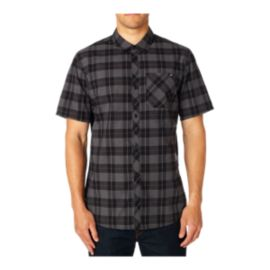 Fox Men's Ash Short Sleeve Woven Shirt