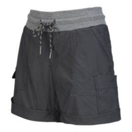 Columbia Women's Pilsner Peak Cargo Shorts - Shark