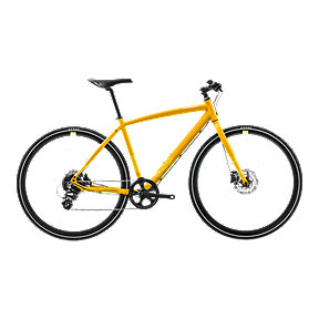 Orbea Carpe 30 Women's Hybrid Bike 2018 - Yellow