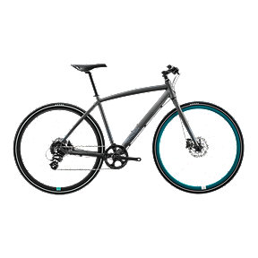 Orbea Carpe 30 Men's Hybrid Bike 2018 - Grey/Green
