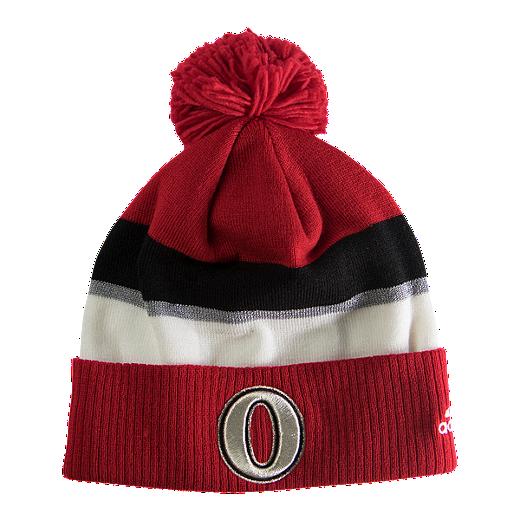 buy online 132ea b3ee1 Ottawa Senators adidas 100 Classic Goalie Knit   Sport Chek