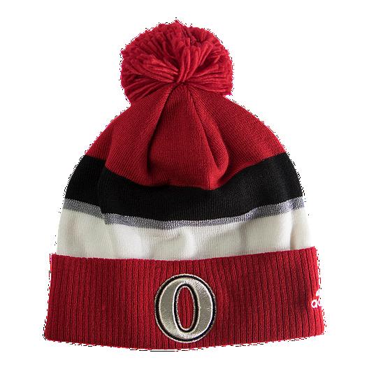 d887465824b Ottawa Senators adidas 100 Classic Goalie Knit