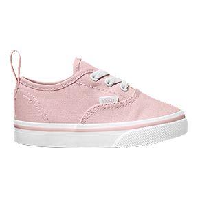 a016e90ece Vans Toddler Girls  Authentic El Shoes - Pink White