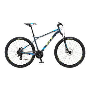 GT Aggressor Comp GTW Women's Mountain Bike 2018 - Gunmetal