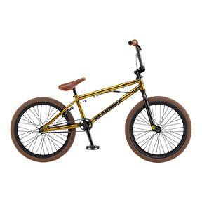 e1cf3f53c55 GT Slammer 20 Men s BMX Bike 2018 - Trans Yellow