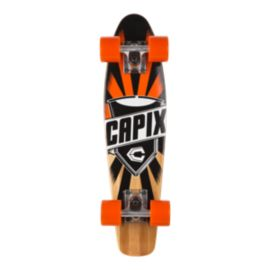 Capix Crest Penny Board- Orange