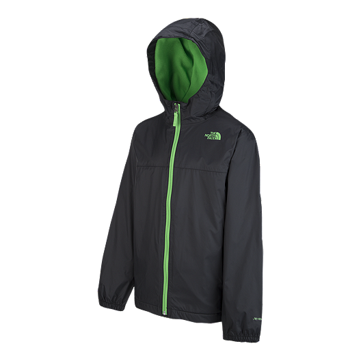 dfb68aeaf The North Face Boys' Fleece Lined Zipline Rain Jacket | Sport Chek