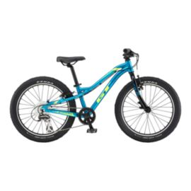 GT Stomper Max 20 Junior Mountain Bike 2018 - Mustang
