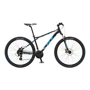 GT Aggressor Comp Men's Mountain Bike 2018 - Satin Black