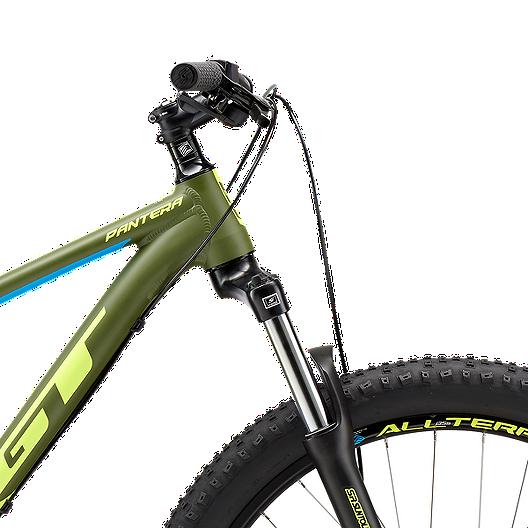 b452d6b6985 GT Pantera Sport 27.5+ Men's Mountain Bike 2018 - Dark Green | Sport ...
