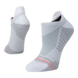 Stance Women's Training Isotonic Tab Low Cut Socks - White